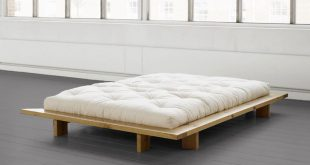 futon bed futon pad mattress SATJVYW