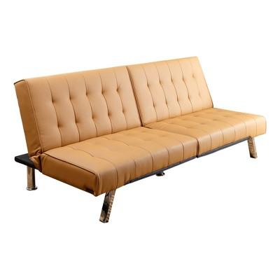 futon couch futons u0026 sofa beds : target PJXZZNU