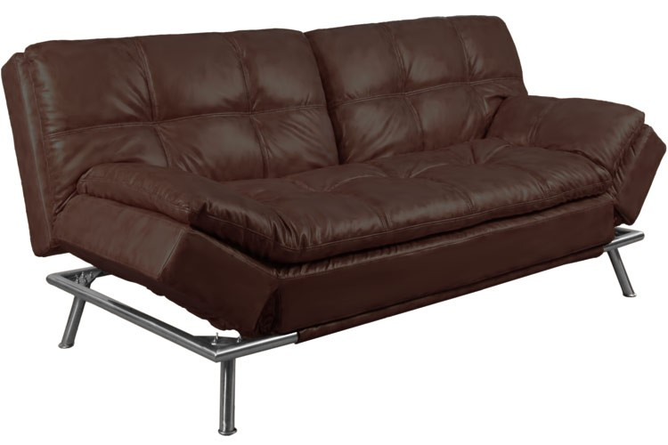 futon couch matrix_modern_convertible_futon_sofa_bed_sleeper_chocolate  matrix_modern_convertible_futon_sofa_bed_sleeper_chocolate_lrg FHYFFRR