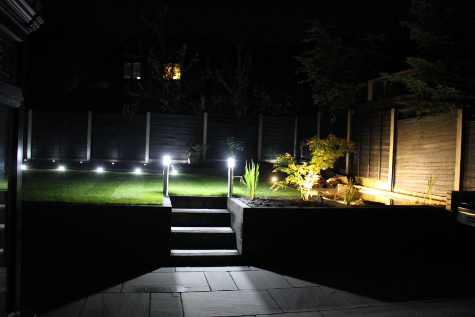 garden lighting over the last few weeks i have my garden redesigned so QQSZFNI