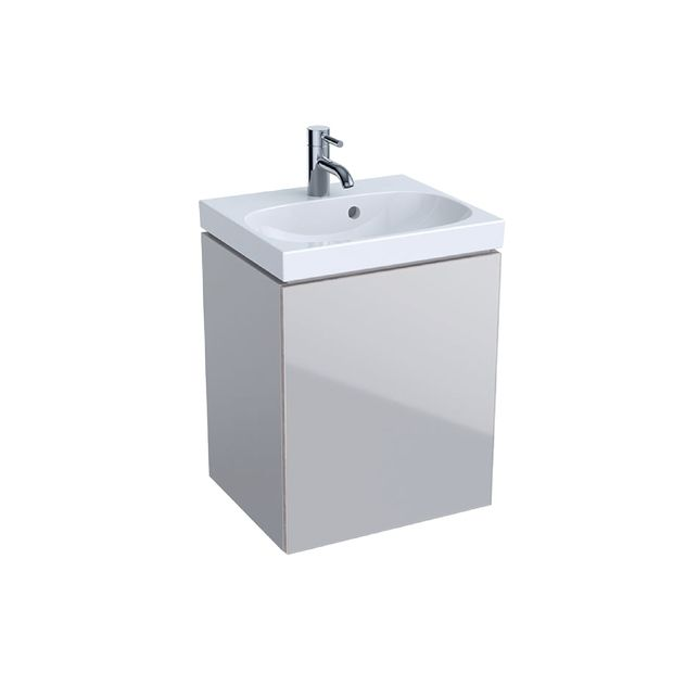 geberit acanto compact cloakroom vanity unit with soft close door 45cm GRJQWLJ