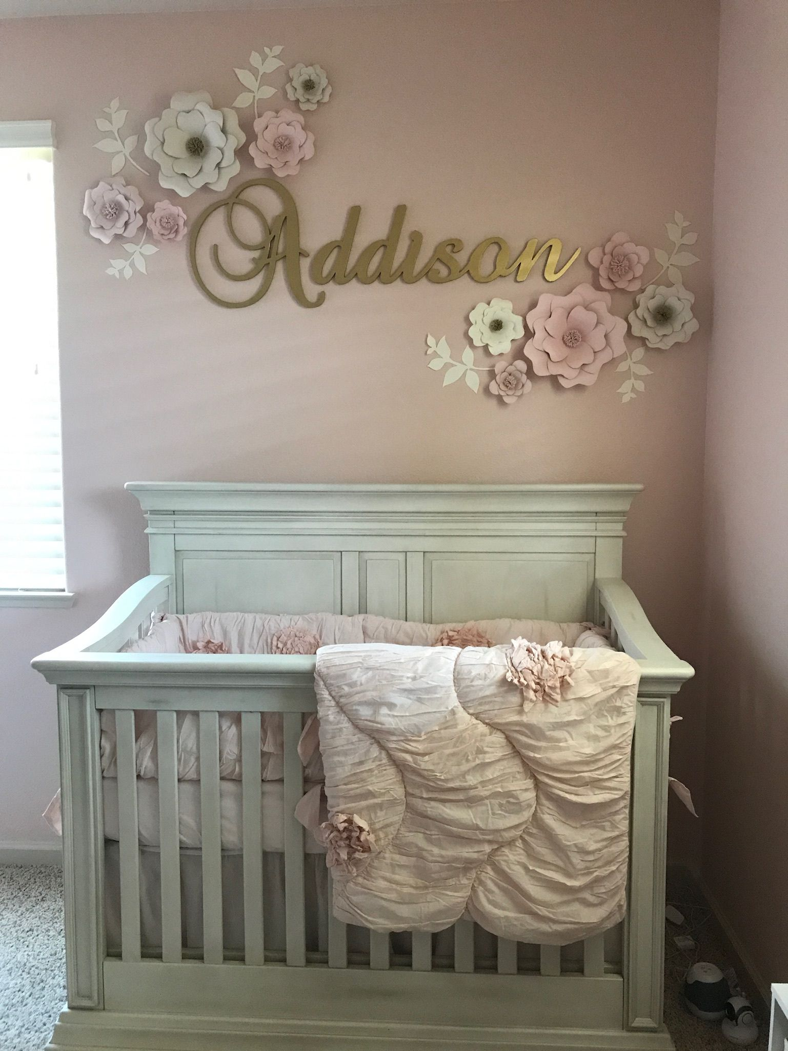 girl nursery ideas baby girl nursery with pink and gold theme  https://www.facebook.com/shorthaircutstyles/posts/1760242960932810 RAQSNGS