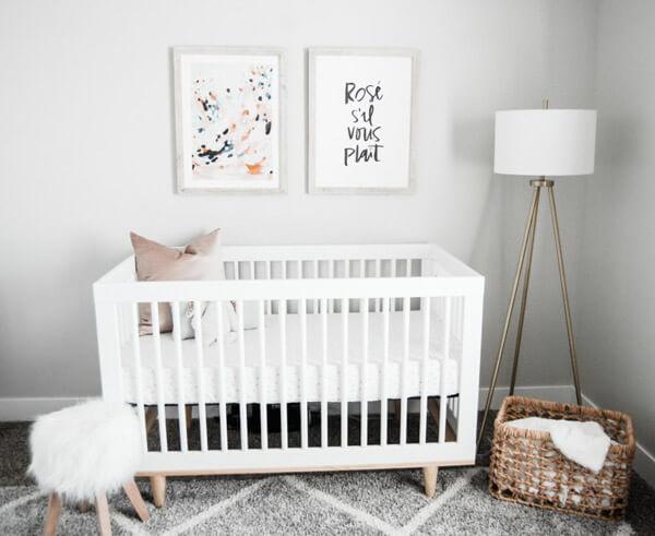 girl nursery ideas baby girl room idea - shutterfly EJUQGYB