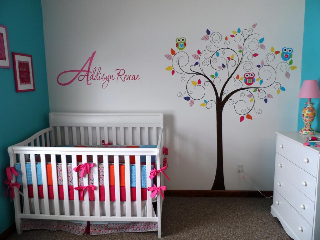 girl nursery ideas girl nursery themes wall QDKNYGR