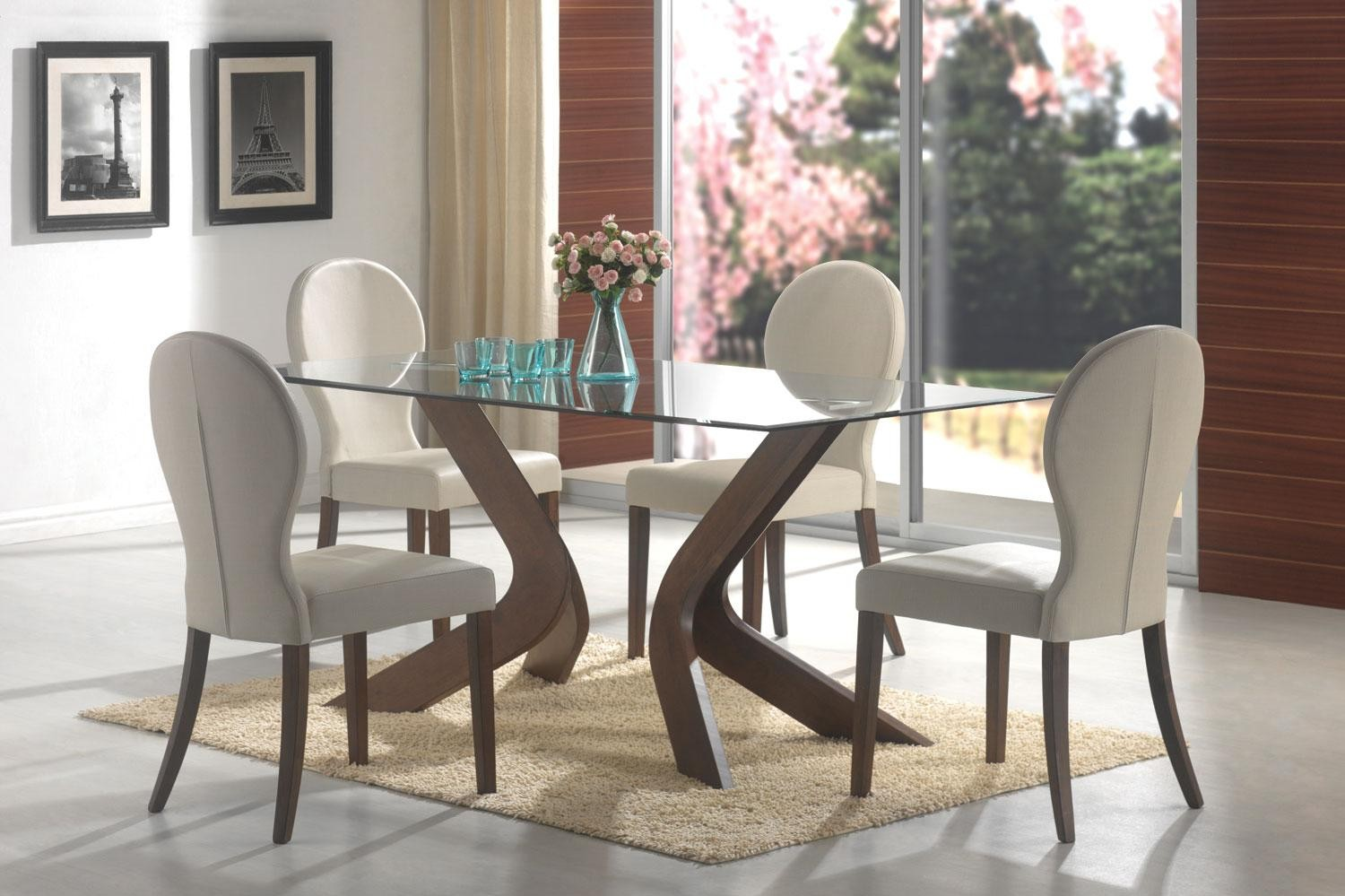 glass dining room table 3 Essential Considerations When Choosing Glass Dining Room Table  glass dining room table