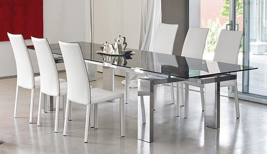 glass dining room table dining room chairs for glass table NEISEBW