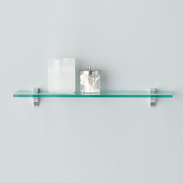 Glorious looking glass shelf