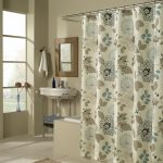Bathroom Shower Curtains: Pretty And Useful