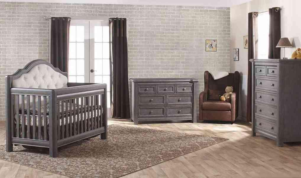 grey nursery furniture sets DFVLOUB