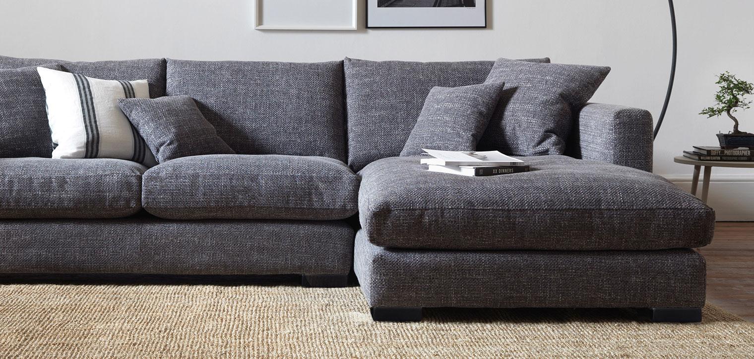 grey sofas modular sofa WWNFLZI