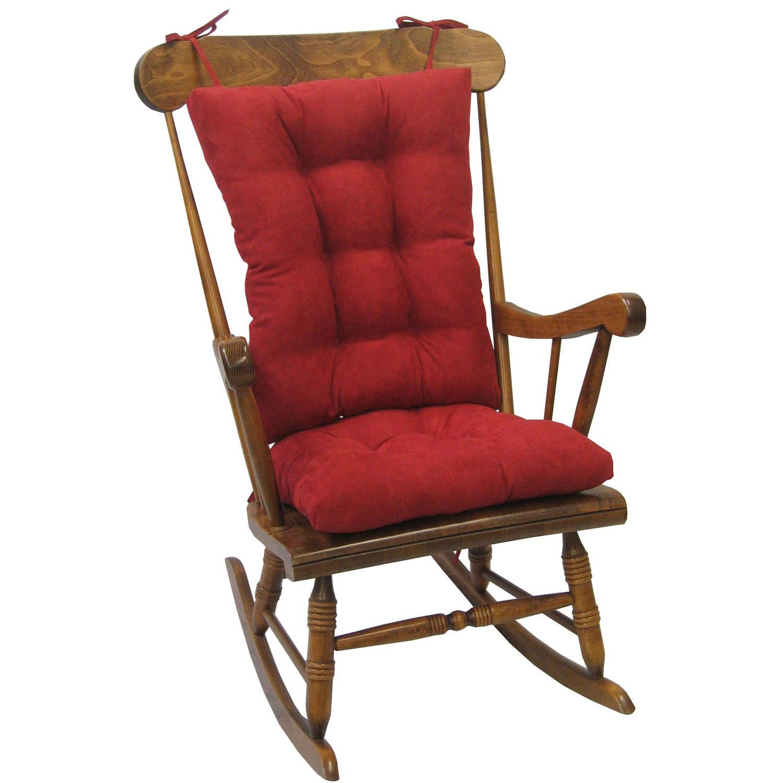 gripper jumbo rocking chair cushions, nouveau EYUOIJE