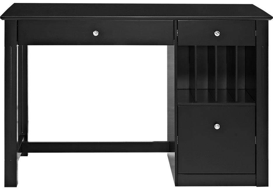 halley black desk BFNCVDU