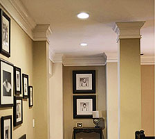 hallway lighting recessed foyer lighting FPZXGEZ