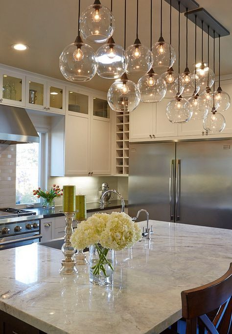 hanging kitchen lights 19 home lighting ideas - best of diy ideas more LSRZWAN