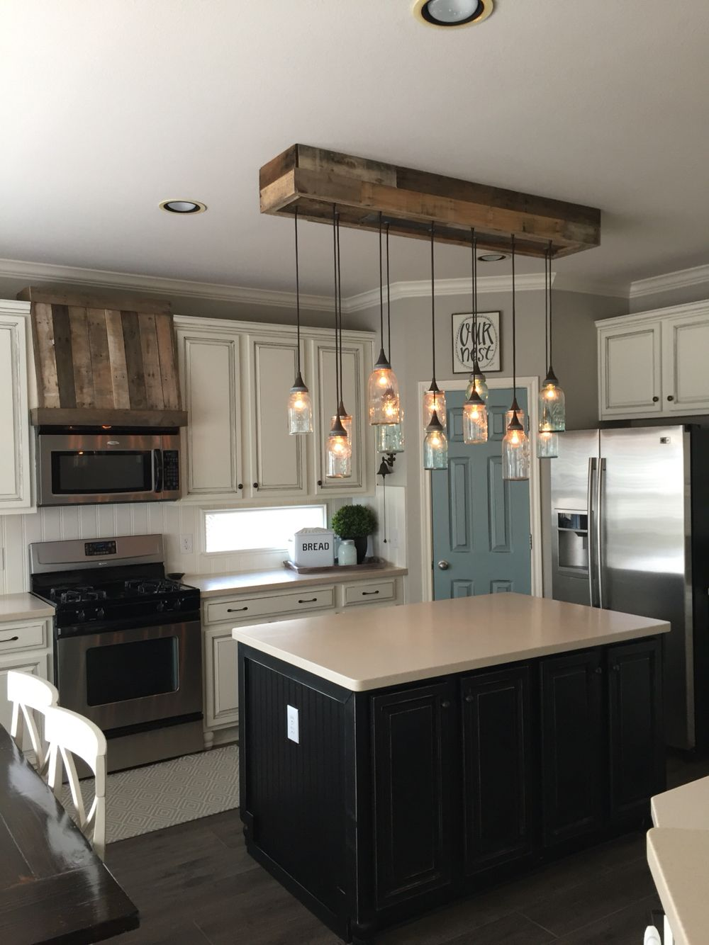 Get the decorative hanging kitchen lights