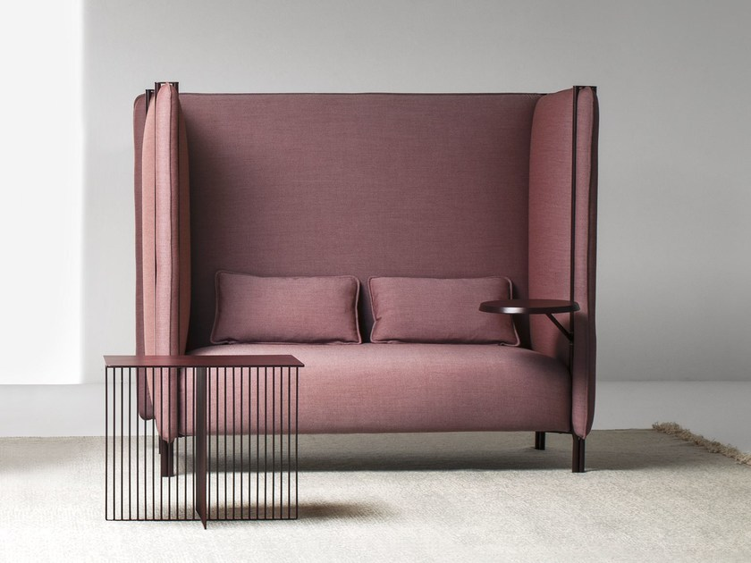 high back sofa join | high-back sofa by la cividina design form us with QJCWVSH