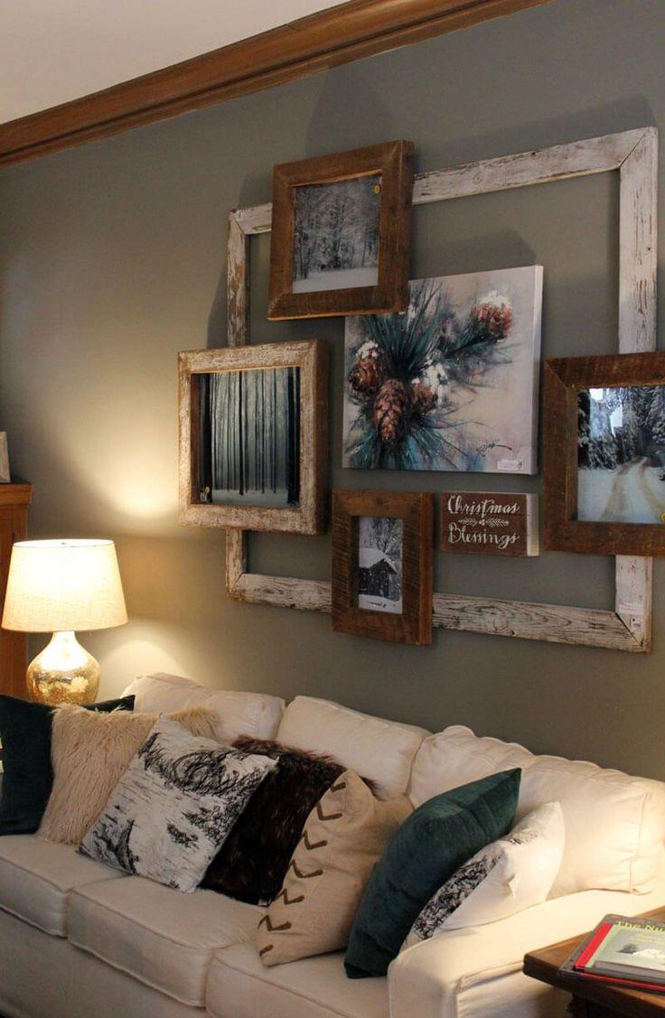home decor ıdeas 30 creative ideas to decorate above the sofa XAMGKUG