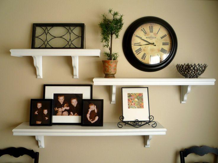 home decor ıdeas cool wall shelf decorating ideas 4 ballard designs home HJXKPDA