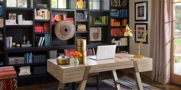 home office decorating ıdeas 10 best home office decorating ideas - decor and organization for MLAIDLB