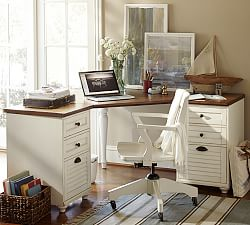 home office desk whitney corner desk set ... KOIHVOR