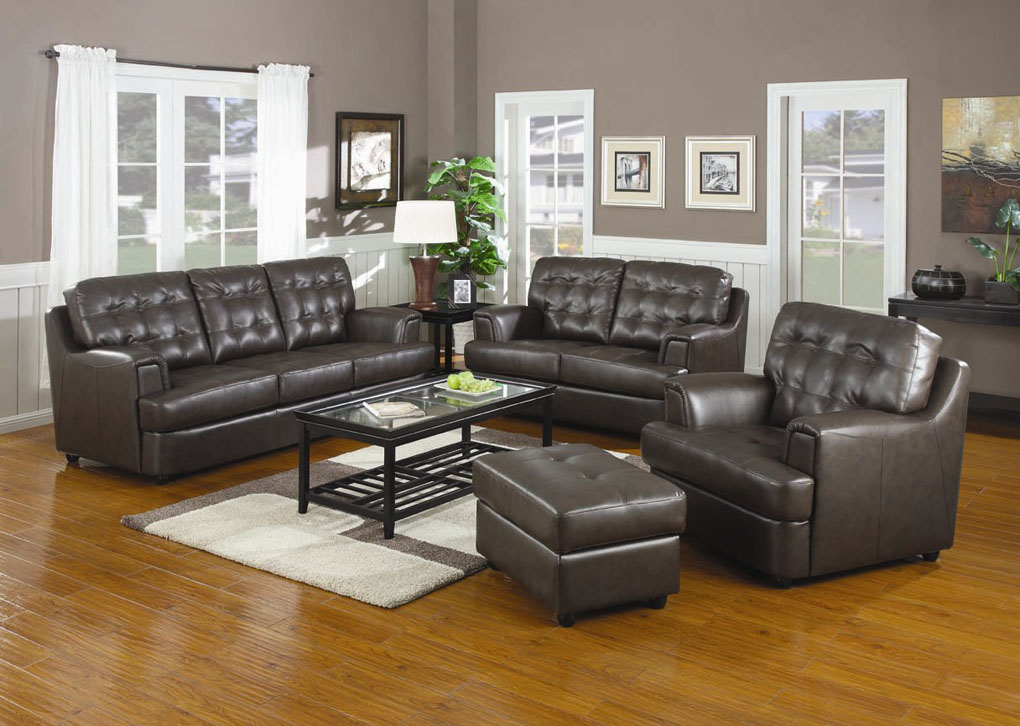 hugo chocolate leather sofa set sofa sets value city furniture massage FJPBEMM