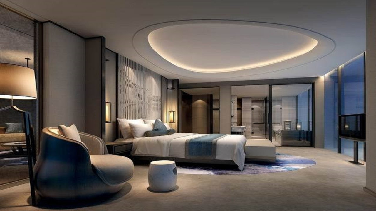 The beautiful and luxury interior design