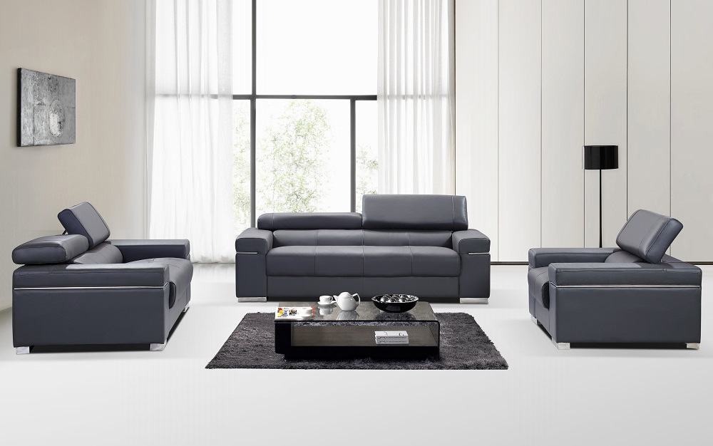 italian leather sofa genuine and italian leather, modern designer sofas XLOEKRM