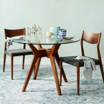 Round Glass Dining Table – A Modern Practical Option