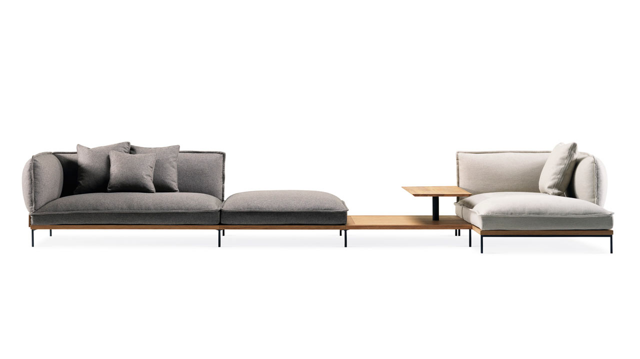jord: a modular sofa that blends italian and swedish roots ... ZOCTYSX