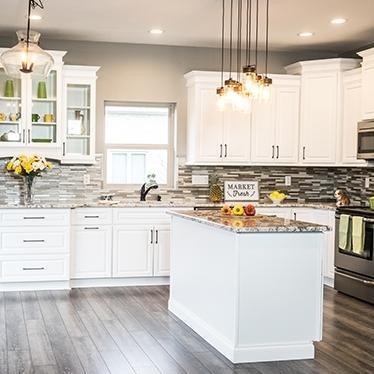 key largo white kitchen cabinets UKSUYBD