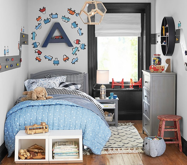 kids bedroom austen bedroom set | pottery barn kids JOMXMUP