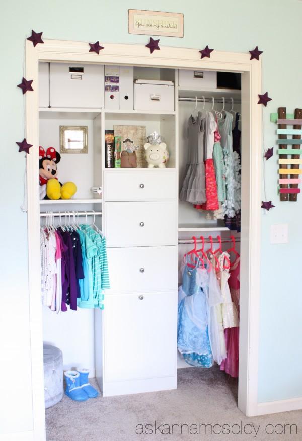 kids closet organization tips and ideas - ask anna QYDOTFU