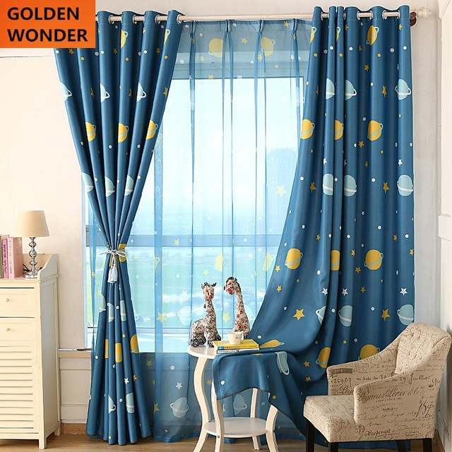 kids curtains new arrival cartoon children curtain living room windows bedroom products ZAQAYXV