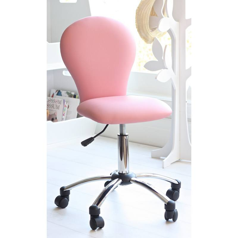 kids desk chairs pink QXYOREB
