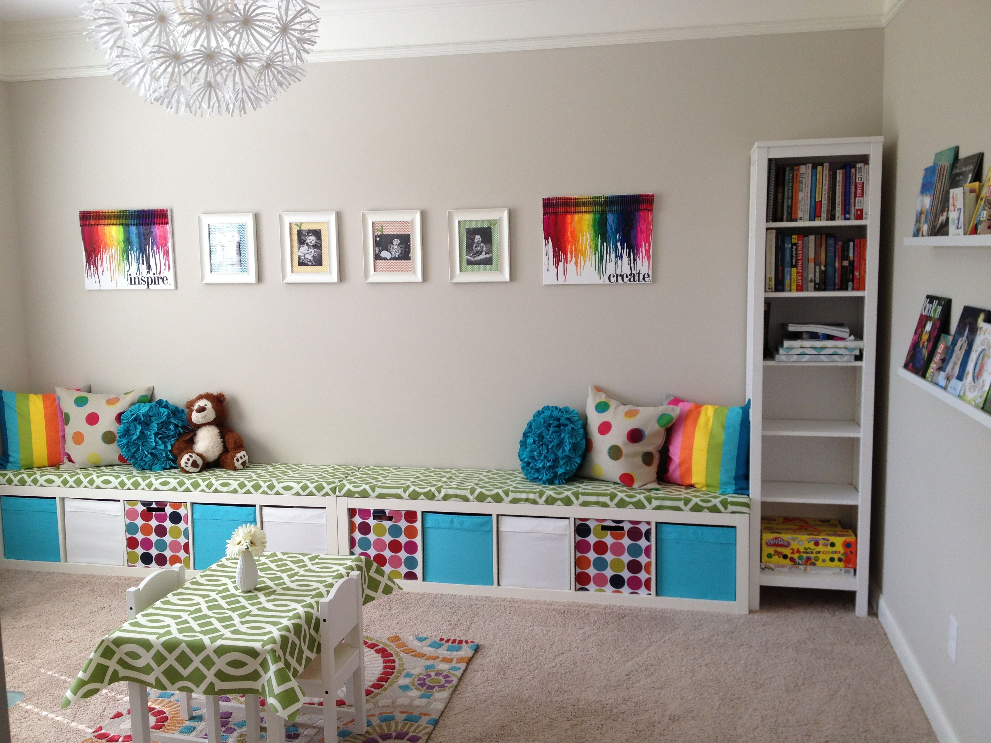 kids playroom ideas 5 smart and creative playroom ideas on a budget for the MEYDICU