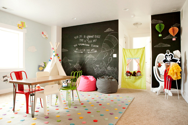 kids playroom ideas adorable-kids-playroom-ideas XIXCQRN