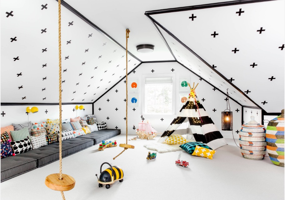 kids playroom ideas keep playrooms fun and functional ZDIXWCD