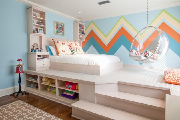 kids room design 15 entertaining contemporary kids room designs DSYKJOK