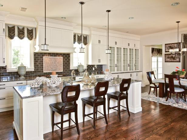 kitchen bar stools large kitchen island with eat-in breakfast bar GPFBLRR