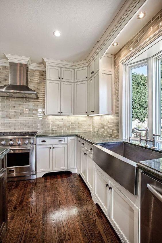 kitchen designs 9-dream-kitchen-designs - get the perfect kitchen for you through 51 dream KYTDNVH