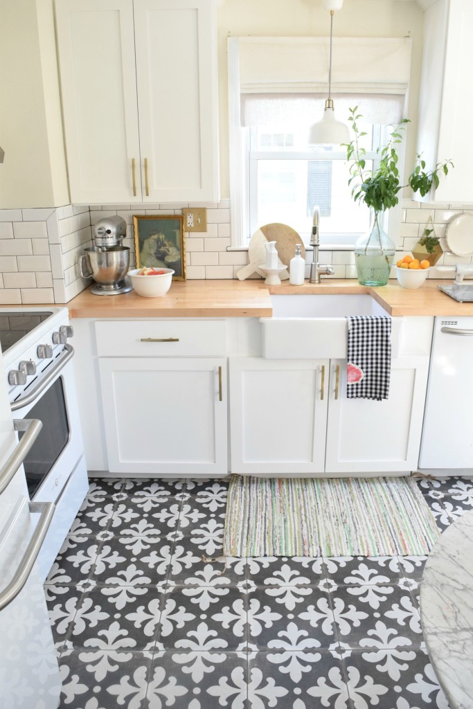 kitchen floors 6. small pattern MWALCSD