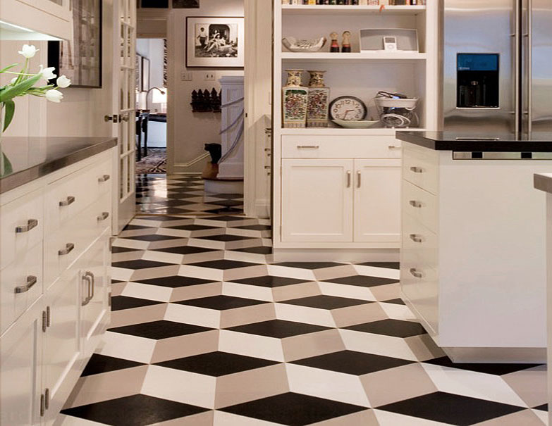 kitchen floors kitchen flooring ideas and materials - the ultimate guide ODNABMV