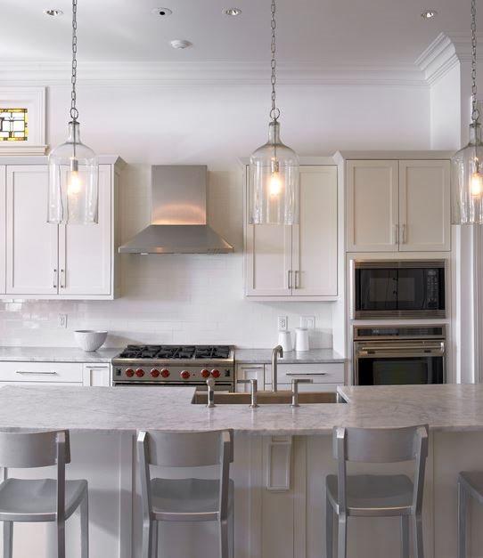 kitchen pendant lighting pendant lighting for kitchen: illuminate your mood - designinyou NCSBVWM