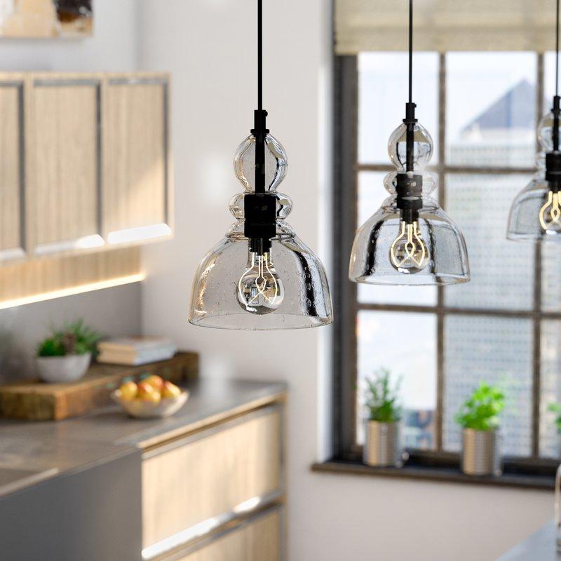 Kitchen Pendant Lighting for Added Illumination
