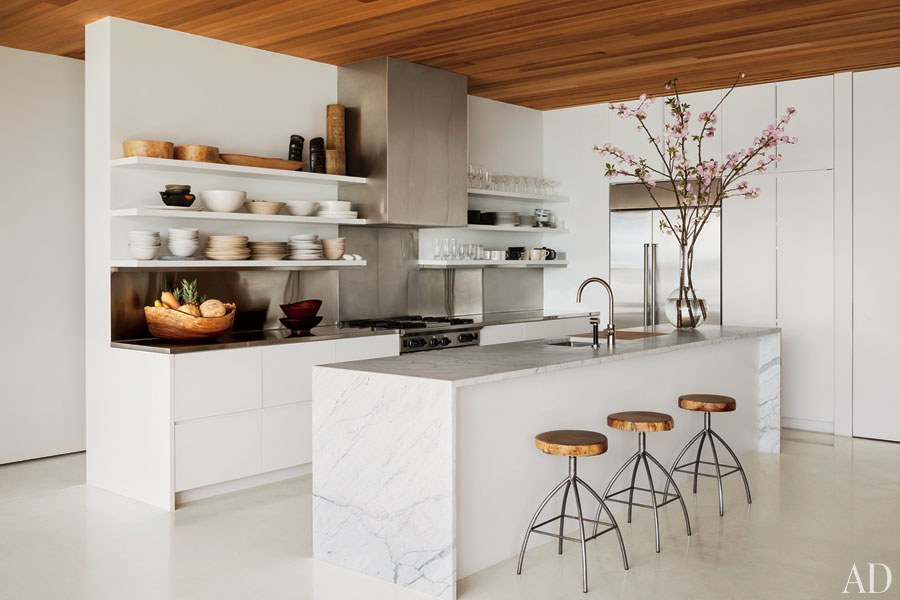 kitchens designs white kitchens design ideas photos | architectural digest NAWIHWC