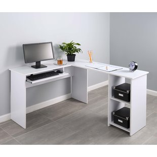 l shaped desk save ZKRUHKM