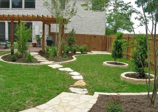 landscape designs backyard backyard landscaping austin tx photo gallery landscaping backyard landscape  design XVKJCTM
