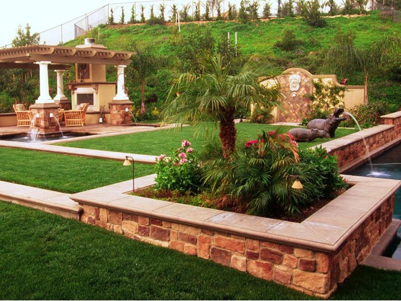 landscape designs backyard innovative backyard layout ideas 24 beautiful backyard landscape design  ideas MXGLJYX