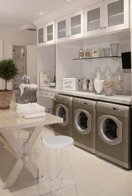 laundry room decor laundry room ideas for design and decoration.i like the apothecary jars FIPMNSA
