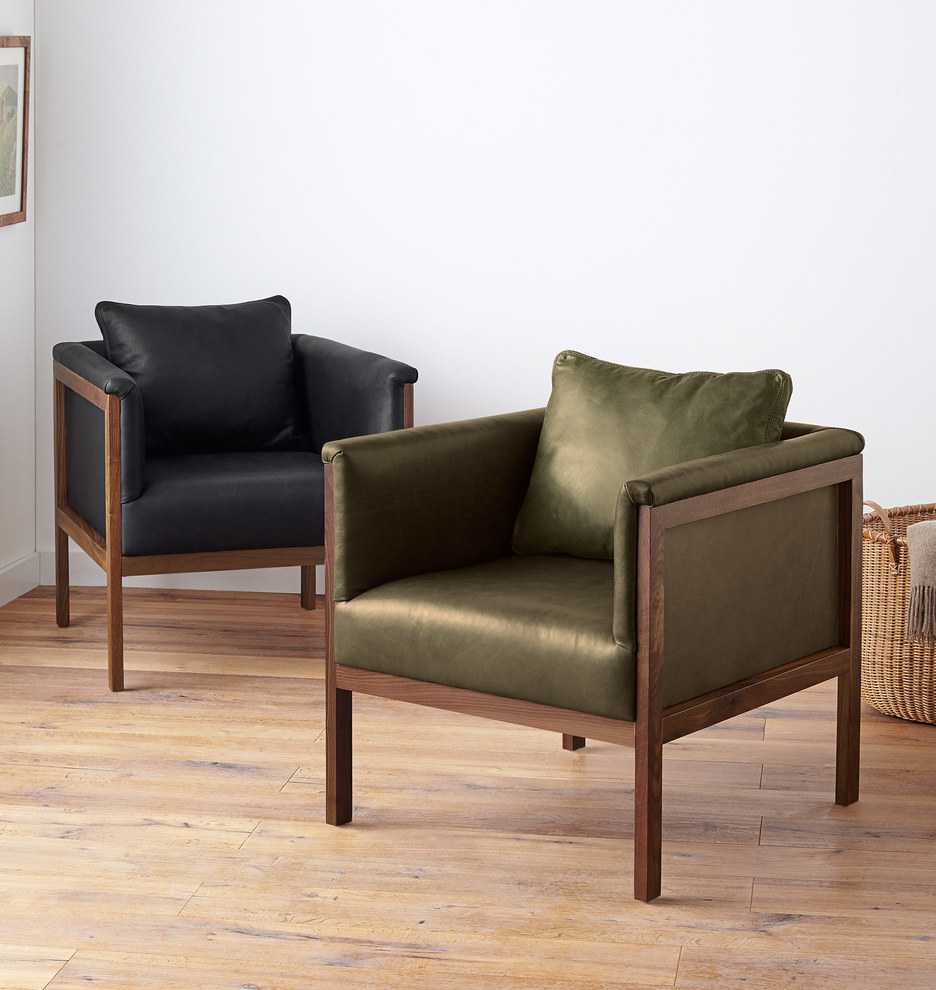 leather chairs share your style: #myonepiece KSPKVBZ